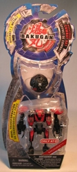 Bakugan Diecast Metal Mechtogan Set Dual Trans 36516 Spin Master, Bakugan, Transformers, 2011, fantasy, game