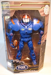 Fox Sports 10 inch Robot NCAA Florida Foam Fanatics, Fox Sports, Action Figures, 2011, sports, pro league