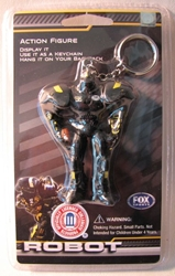 Fox Sports 3 inch Robot NCAA Missouri Tigers Foam Fanatics, Fox Sports, Action Figures, 2008, sports, pro league