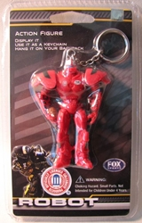 Fox Sports 3 inch Robot NCAA North Carolina State Foam Fanatics, Fox Sports, Action Figures, 2008, sports, pro league