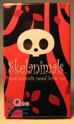 Skelanimals 2.5 inch Series 1 Qee in blind box Toy2R, Skelanimals, Action Figures, 2010, cute animals, art