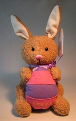 American Greetings Happy Easter 7 inch plush Bunny