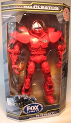 Fox Sports 10 inch Robot NCAA North Carolina State Foam Fanatics, Fox Sports, Action Figures, 2011, sports, pro league