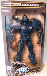 Fox Sports 10 inch Robot for NFL St Louis Rams Foam Fanatics, Fox Sports, Action Figures, 2009, sports, pro league