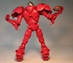 Fox Sports 10 inch Robot for NFL Tampa Bay Buccaneers - 1610-5403CCCMVG