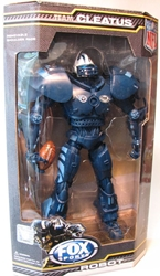 Fox Sports 10 inch Robot for NFL Tennessee Titans Foam Fanatics, Fox Sports, Action Figures, 2009, sports, pro league