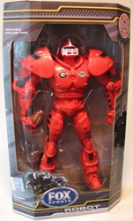 Fox Sports 10 inch Robot NCAA Georgia Foam Fanatics, Fox Sports, Action Figures, 2011, sports, pro league