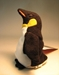 Discovery Channel 4 inch plush penguin - 1784-168CCCCVV