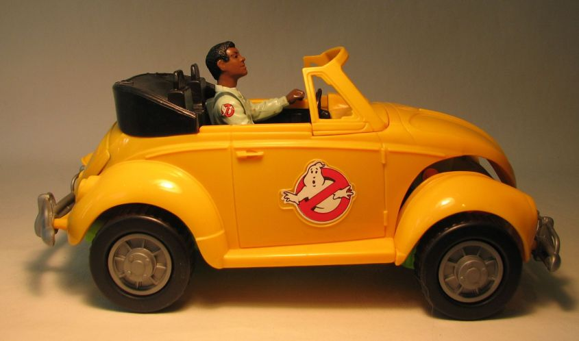 Kenner 1987 Ghostbusters Highway Haunter LOOSE Kenner, Ghostbusters, Action Figures, 1987, fantasy, conedy, movie