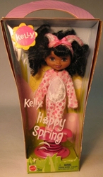 Barbie Kelly Happy Spring Kelly in bunny suit 2003