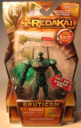 Redakai 4 inch figure Bruticon (translucent) Spin Master, Redakai, Action Figures, 2011, scifi, game