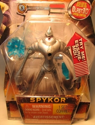 Redakai 4 inch figure Spykor (chest led) Spin Master, Redakai, Action Figures, 2011, scifi, game