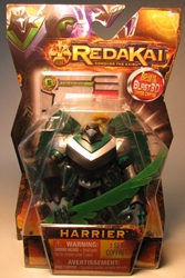 Redakai 4 inch figure Harrier Spin Master, Redakai, Action Figures, 2011, scifi, game