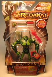 Redakai 4 inch figure Bruticon Spin Master, Redakai, Action Figures, 2011, scifi, game