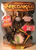 Redakai 7 inch figure Gold Britucon Spin Master, Redakai, Action Figures, 2011, scifi, game
