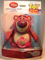 Toy Story Figure Lotso with Head-spinning action Disney, Toy Story, Action Figures, 2011, animated, movie