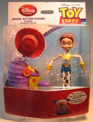 Toy Story Figure Jessie Disney, Toy Story, Action Figures, 2011, animated, movie