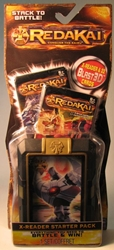 Redakai X-Reader Starter Pack (hologram card varies) Spin Master, Redakai, Action Figures, 2011, scifi, game
