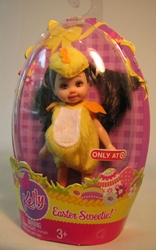 Barbie Kelly Easter Sweeties Kayla (in chick suit)