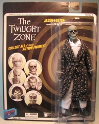 Bif Bang Pow! The Twilight Zone  Jason Foster 8 inch Bif Bang Pow!, The Twilight Zone, Action Figures, 2010, scifi, tv show