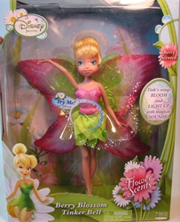 Disney Fairies Berry Blossom Tinker Bell doll