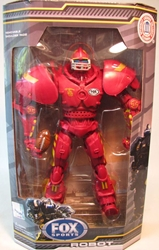 Fox Sports 10 inch Robot NCAA USC Foam Fanatics, Fox Sports, Action Figures, 2008, sports, pro league
