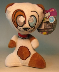 Funkeys 6 inch Plush - Waggs (the Doggy Dude)