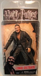 Harry Potter 6.75 inch Fenrir Greyback figure NECA NECA, Harry Potter, Action Figures, 2010, fantasy, book
