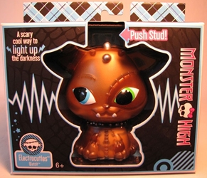 Monster High Electrocuties Watzit Mattel, Monster High, Action Figures, 2010, teen, fashion, movie