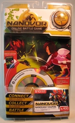 Nanovor Online Battle Game DVD + Comicbook Smith & Tinker, Nanovor, Action Figures, 2009, robots, online site