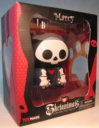 Skelanimals Marcy 4 inch Vinyl Figure Toynami 2009 Toynami, Skelanimals, Action Figures, 2009, cute animals, art