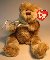 Ty Attic Treasure - Beverly (bear) Ty, Attic Treasure, Plush, 1993, cute animals