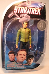 Star Trek Capt James T Kirk in Dress Uniform Diamond Select, Star Trek, Action Figures, 2009, scifi, tv show, movie