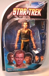 Star Trek Capt James T Kirk in Mirror Universe Episode Diamond Select, Star Trek, Action Figures, 2009, scifi, tv show, movie