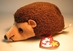 Ty Beanie Baby - Prickles (porcupine) - 1360-78CCCHTV