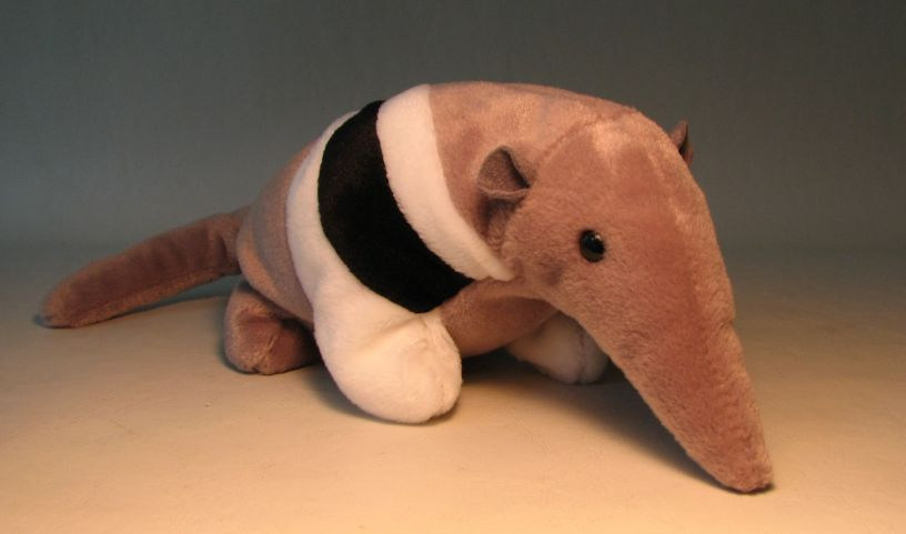 Ty Beanie Baby - Ants (Ant Eater)