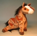 Ty Beanie Baby - Oats (horse) - 1367-85CCCHTV