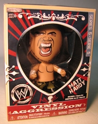 WWE Vinyl Aggression 3 inch Matt Hardy