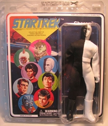 Diamond Select Star Trek 8 inch Retro Cloth Figure - Cheron Diamond Select, Star Trek, Action Figures, 2008, scifi, tv show, movie