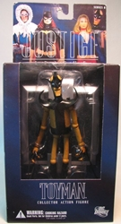 DC Direct Justice League Series 8 Toyman Figure DC Direct, Justice League, Action Figures, 2008, superhero, comic book