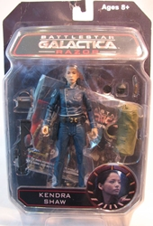 Diamond Select Battlestar Galactica Razor Kendra Shaw Diamond Select, Battlestar Galactica, Action Figures, 2008, scifi, tv show