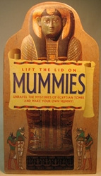 Lift The Lid On Mummies Running Press, Mummies, Books, 1998, historical