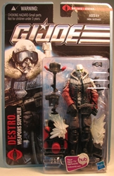 GI Joe 4 inch figure - Destro Weapons Supplier Hasbro, GI Joe, Action Figures, 2010, military, toy, movie