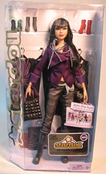 Barbie 12 inch Stardoll (purple jacket)