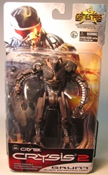 Crysis 2 superposeable 4.5 inch figure - Grunt Unimax, Crysis 2, Action Figures, 2010, scifi, video game