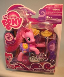 My Little Pony Canterlot - Shine Bright Pinkie Pie Hasbro, My Little Pony, Littlest Pet Shop, 2010, cute animals