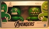 Mini Muggs Marvel Avengers 2-pack Hulk + Abomination Hasbro, Marvel, Action Figures, 2011, superhero, comic book