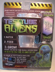 Test Tube Aliens - Spron (blue)