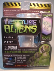 Test Tube Aliens - Kleev  (green)