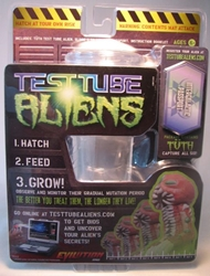 Test Tube Aliens - Tuth (orange)